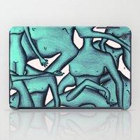 the xx iPad Cases featuring xx by Ela Caglar