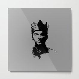 DM : King Dave Gahan From Enjoy The Silence - WIP 1 Metal Print