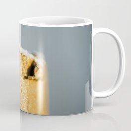 А Metal Cake Coffee Mug