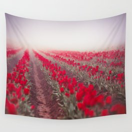 Tulip Perspective Wall Tapestry