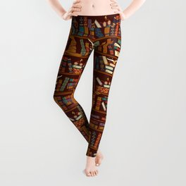 Bookshelf Leggings