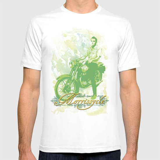 Morrissycle T-shirt
