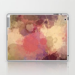 Modern Contemporary Ultra Violet Glow Abstract Laptop & iPad Skin