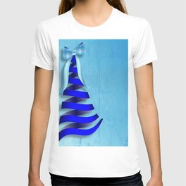 Ribbons and Bows for Christmas T-shirt