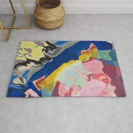 Color Milkshake Rug
