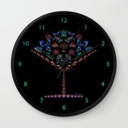 Marine Martini Wall Clock