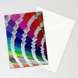 pantone spectroscopy Stationery Cards
