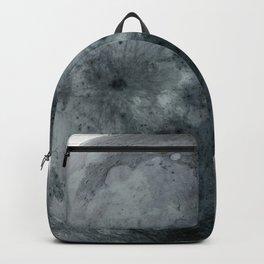 Black full moon Backpack