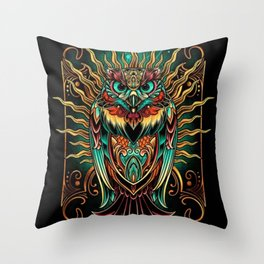 Sowl Keeper - Throw Pillow