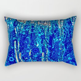 Bubbling Waters Rectangular Pillow