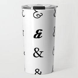 Ampersand Travel Mug