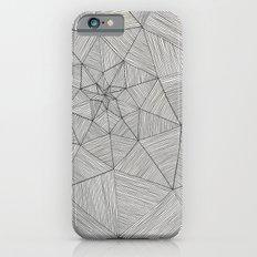 Web Pattern iPhone 6s Slim Case