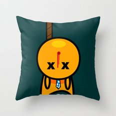 Hanged Throw Pillow