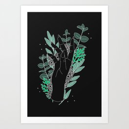 Balance - Illustration Art Print