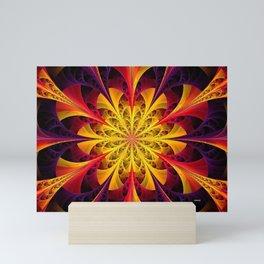 The Fractal Universe Mini Art Print
