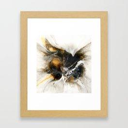 The eagle Framed Art Print