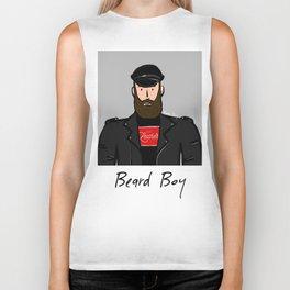 Beard Boy: Martin Biker Tank