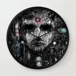 Board of Judgement Wall Clock