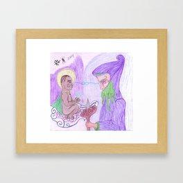 Jammarie Framed Art Print