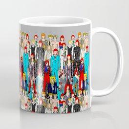 Heroes Doodle Coffee Mug