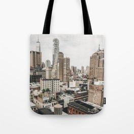 New York City View Tote Bag