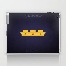 John Lackland | Villains do It Better Laptop & iPad Skin