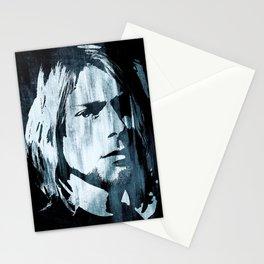 Kurt# Cobain#Nirvana Stationery Cards