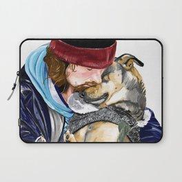 Humanity is love Laptop Sleeve