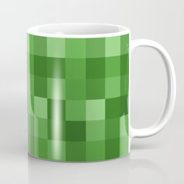 Grass Block Coffee Mug