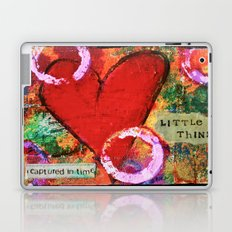 Little Things Captured in Time Laptop & iPad Skin
