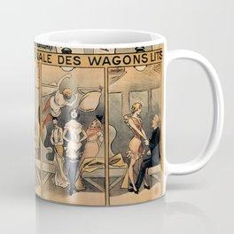 1896 Orient Express musical revue Paris Coffee Mug