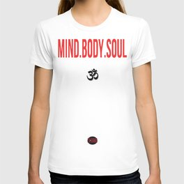 Mind.Body.Soul T-shirt