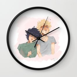 Sudden Realisation of Affection Wall Clock