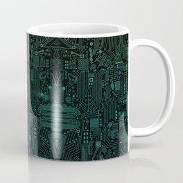 Circuitry Details Coffee Mug