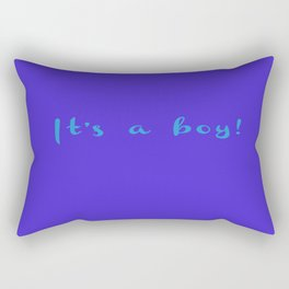 Boy Rectangular Pillow