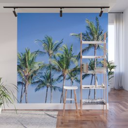 Palms in Living Harmony Wall Mural