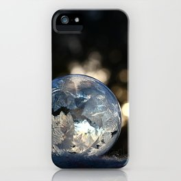Frozen Bubble iPhone Case