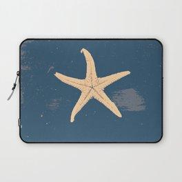 blue seashell Laptop Sleeve
