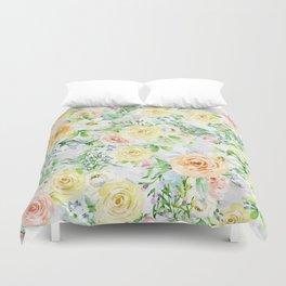 Bloom Strong Duvet Cover