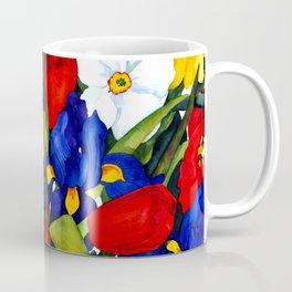 Floral Multiplication Coffee Mug