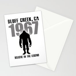 Believe in the Legend of 67 Stationery Cards