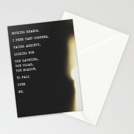 The Cloak Stationery Cards