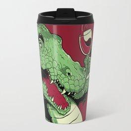 Party Croc Travel Mug