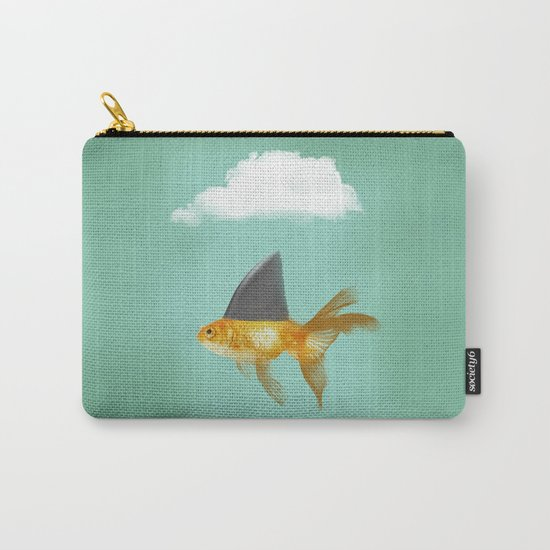 Under A Cloud Carry-All Pouch