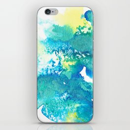 Sea Level iPhone Skin