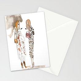 Street style Stationery Cards