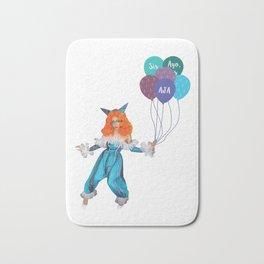 Aja - Clown Bath Mat