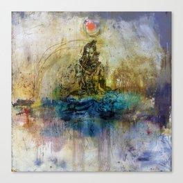 Shiva shankar Canvas Print