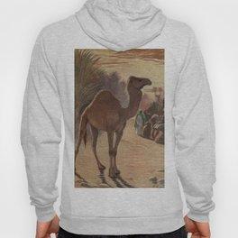 Vintage Camel Painting (1909) Hoody