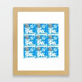 BrewDog Punk IPA Framed Art Print